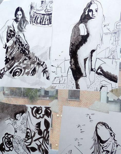 Art Dessin Peinture Adolescents - art-en-ciel.be