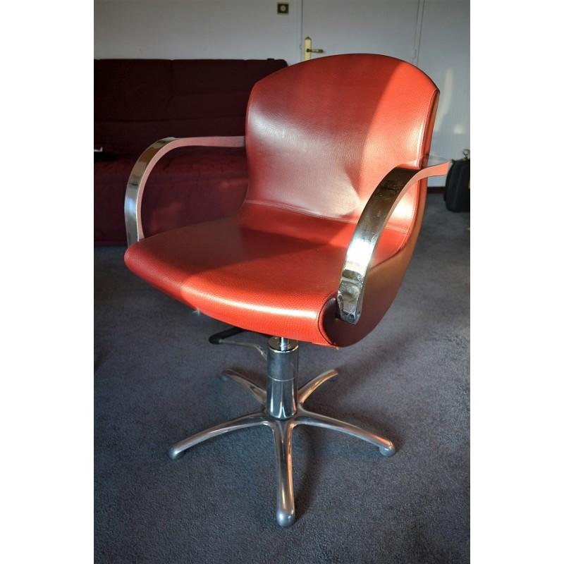 fauteuil de bureau coiffeur barbier design vintage