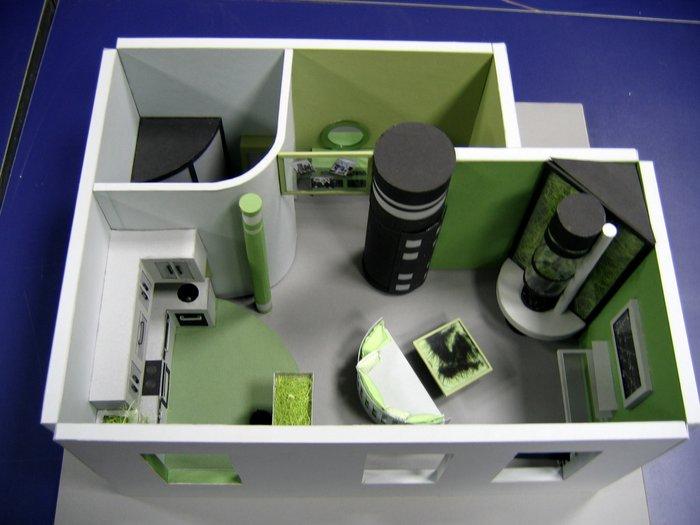 Архитектурно-дизайнерское проектирование