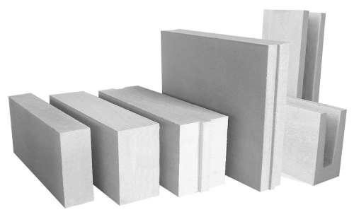 газобетонных блоков