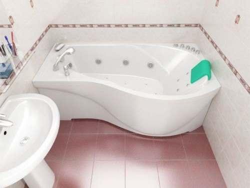 акриловой ванны