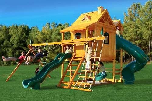 детские игровые площадки от Стройпрофит