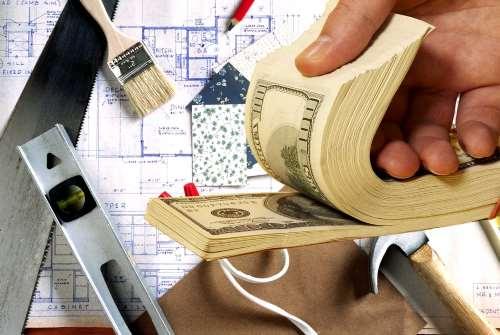 Деньги на ремонт