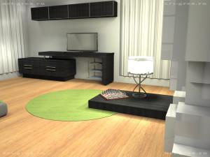 спальня пол дерево-3