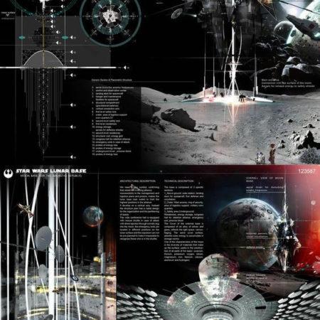 Звёздные войны архитектура