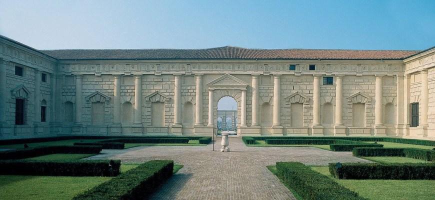Джулио Романо, Палаццо дель Тэ, Мантуа, 1525-35 г.