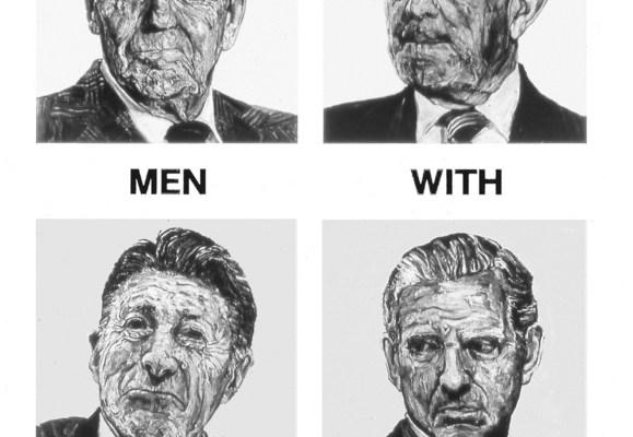 Люди Без Губ Робби Сфероконические, плакат