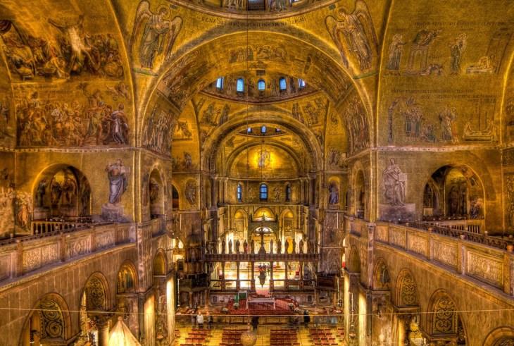 Византийское влияние. Архитектурных идеи.