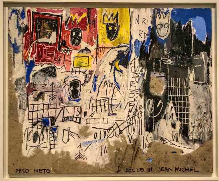 Basquiat#9 Peso Neto - copie