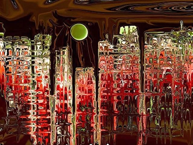 Cité Rouge by CREaTION D_i_MAGES Charbonnier