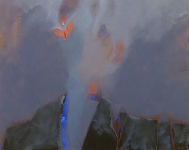 Reflets humains Liberté No259 by John Allemann