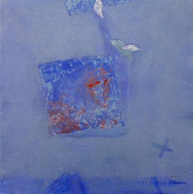 Reflets humains Liberté No260 by John Allemann