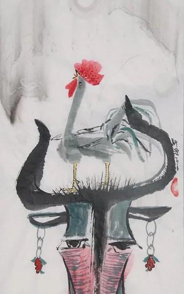 The Bulls by Siyuan