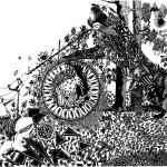 Diambar la guerrière by Stéphanie Garbani