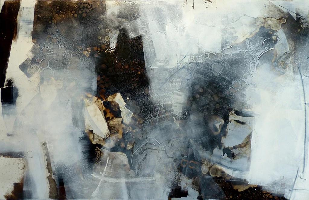 Rad-Schlag 1 by Carole Kohler