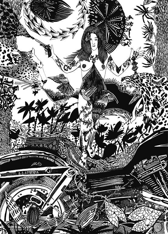 Bang by Stéphanie Garbani