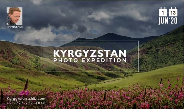Kyrgyzstan Photo Expedition New Delhi