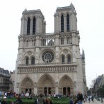 パリ大聖堂(ノートル・ダム大聖堂)