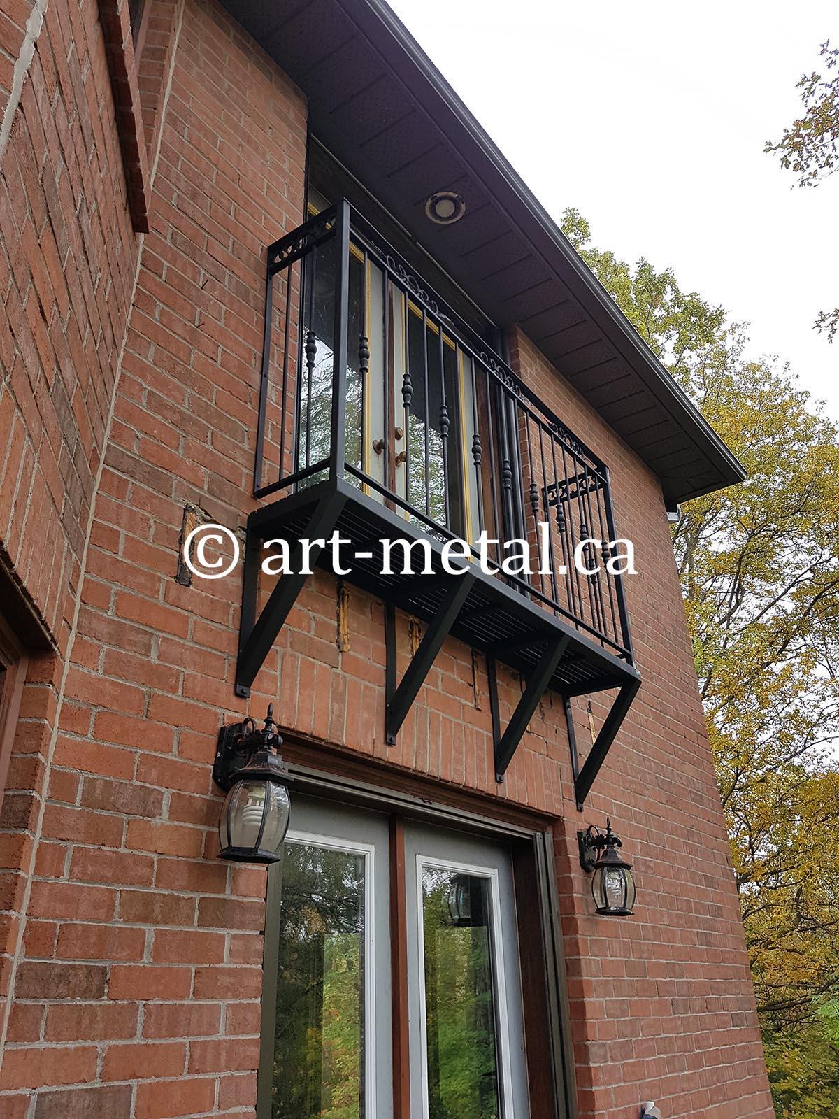 French Balcony Railings In Toronto Amp Gta