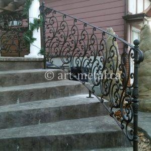 Best Outdoor Stair Railings From Wood Glass Wrought Iron   Outdoor Wrought Iron Stair Railing Near Me   Ornamental Iron   Front Porch Railings   Railing Steel   Custom   Railing Designs