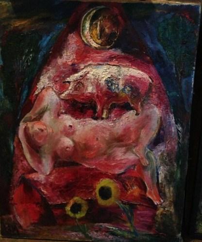 ArtMoiseeva.ru - Red story - Pink