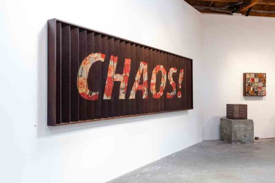 Выставка Organized Chaos!