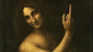 реставрировать «Иоанна Крестителя»?