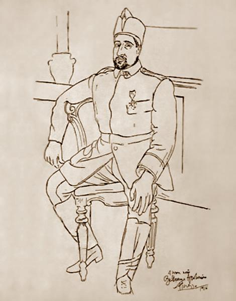 портреты Пикассо