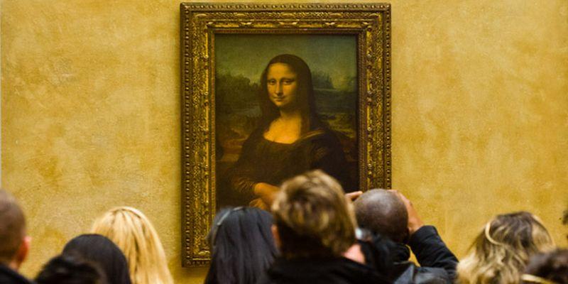 """Кто на самом деле позировал для картины """"Мона Лиза""""?"""
