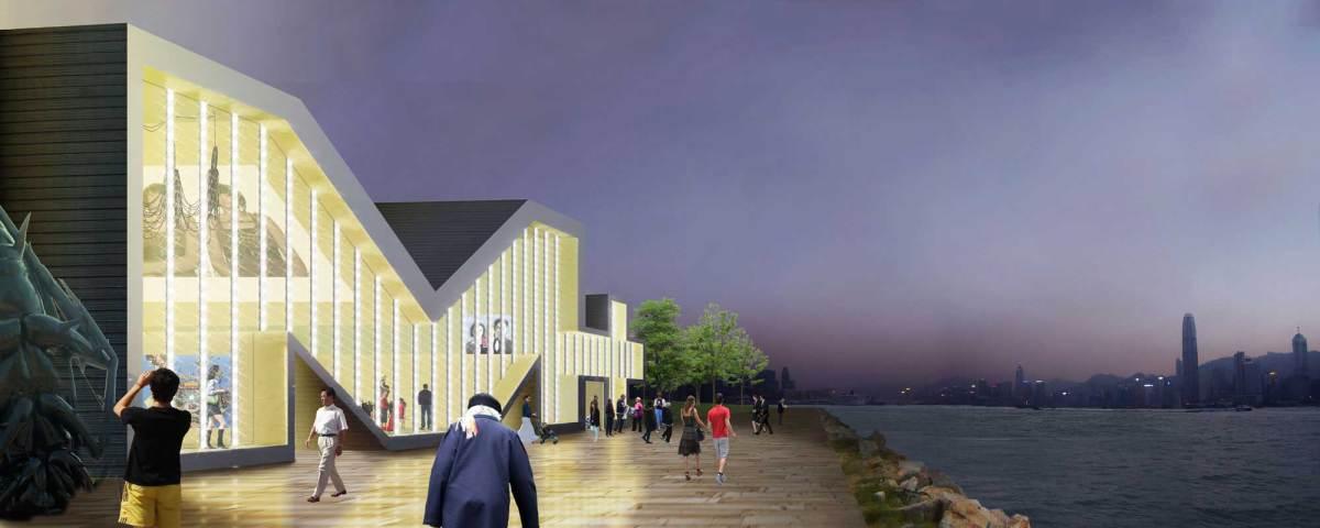 Гонконг начнет строительство амбициозного культурного района