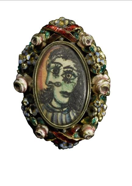Sotheby's продаст кольцо Picasso, предназначенное для его возлюбленной