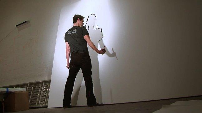 Джим Керри одержим искусством
