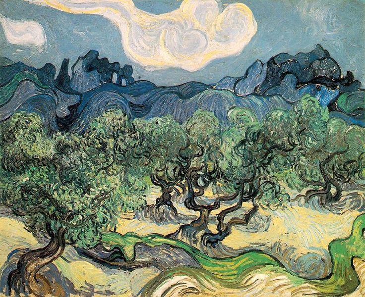 На картине Ван Гога найден кузнечик