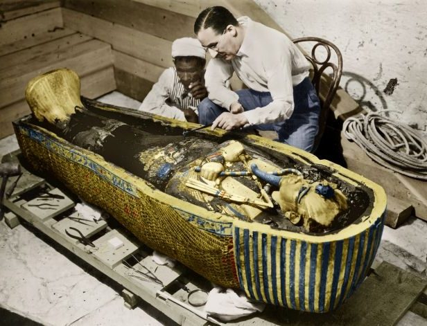 Проклятие Тутанхамона и неизвестные артефакты из его гробницы