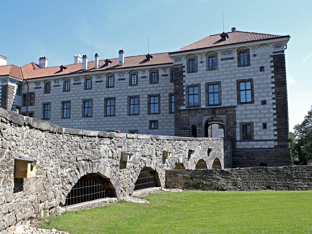 Лондонские архитекторы перестроят замок XVI века