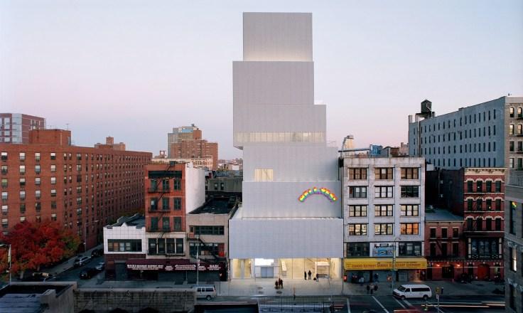 Новый Музей Триеннале Нью-Йорка