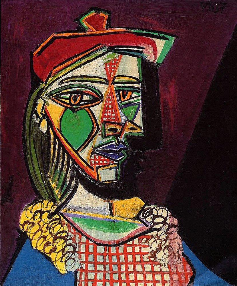 Шедевр Пикассо поехал в тур перед аукционом