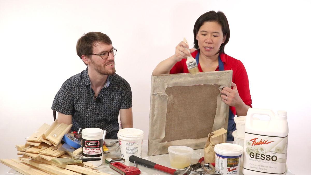 Новый сайт дает бесплатные уроки от профессиональных художников