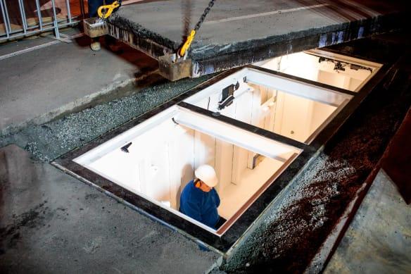 Австралийский художник похоронил себя заживо