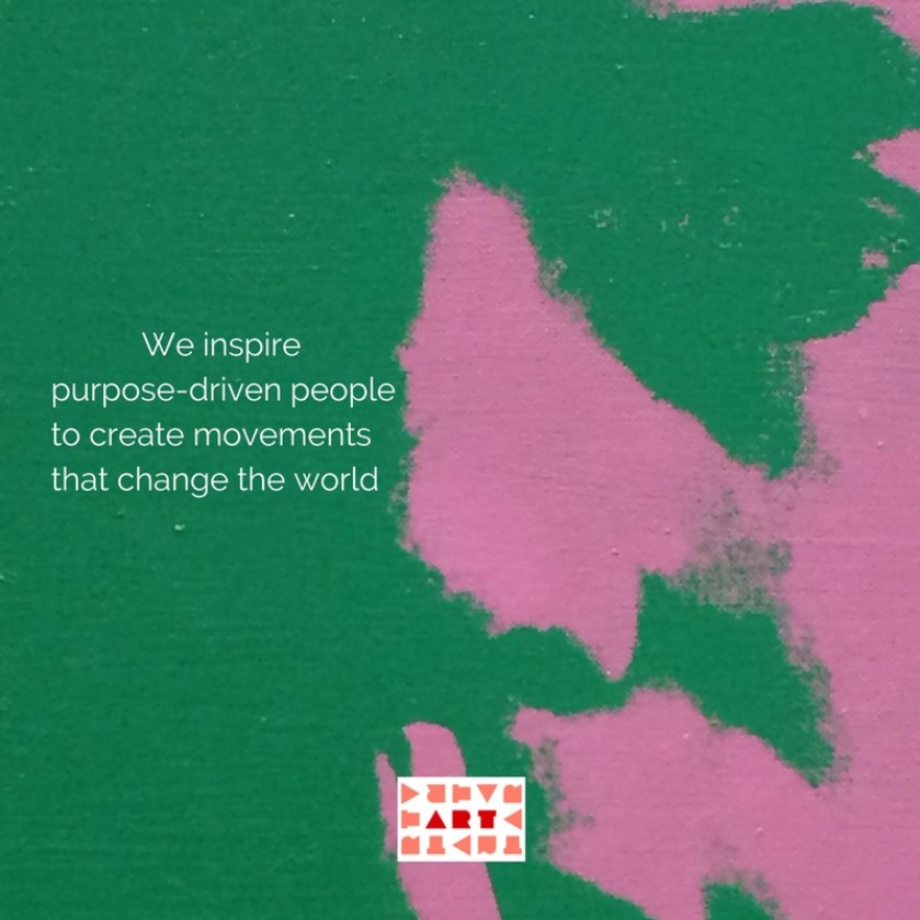 we-inspire-purpose-driven-people-to-create-movements-that-change-the-world
