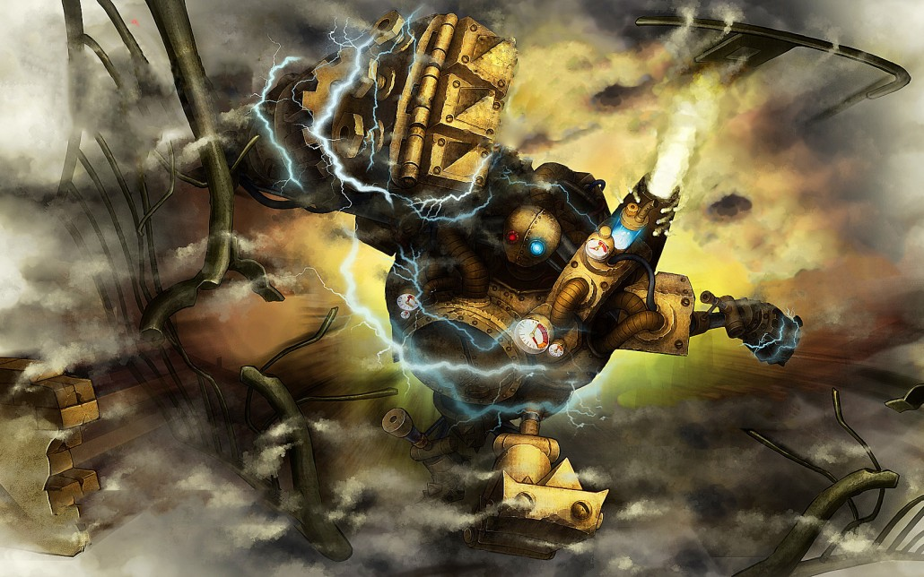 Blitzcrank League Of Legends Wallpapers Art Of LoL