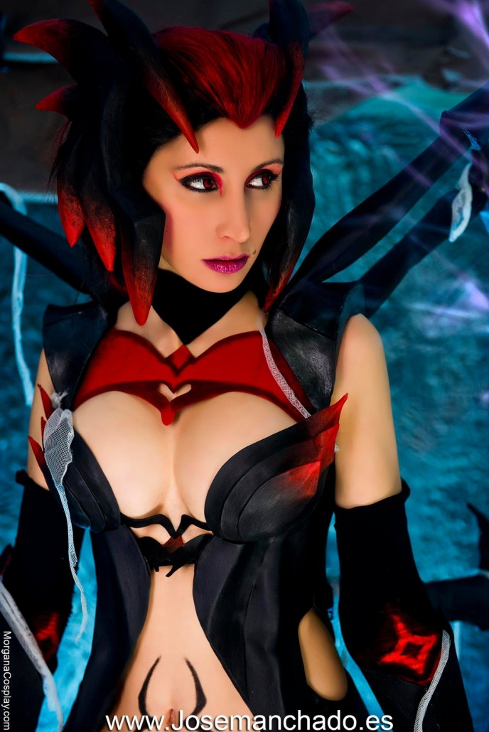 Elise League Of Legends Cosplay Art Of LoL
