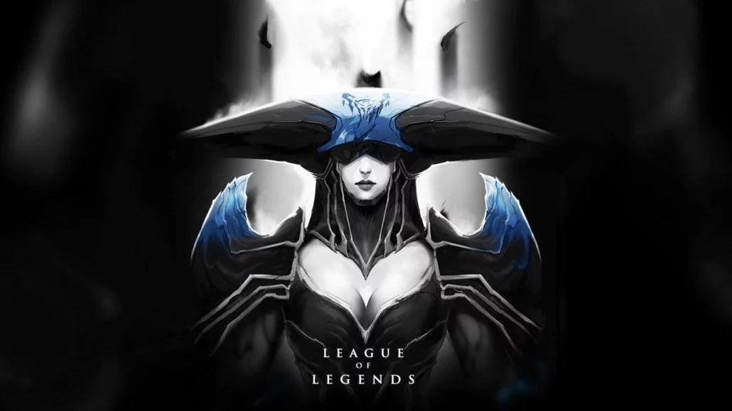 Lissandra League Of Legends Wallpapers HD League Of