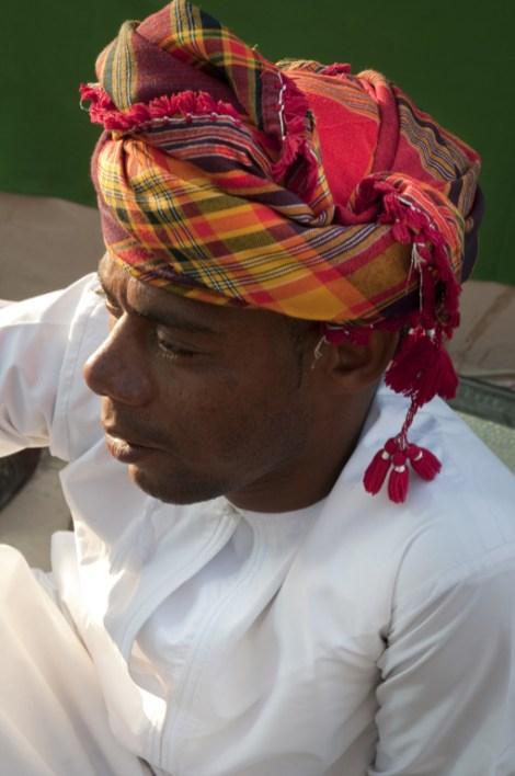 Giovane Omanita