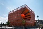 Le Cub Orange, Quartier des Confluences