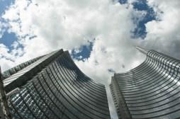 Milano-Unicredit a d.-Gruppo Progetto Porta Nuova