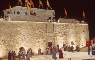 Opera lirica al castello medievale di Pafos
