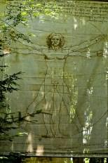 L'Uomo vitruviano