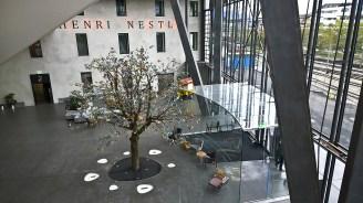 Nest, atrio museo