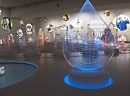 Una stanza interattiva al Museo Nest